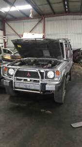 Mitsubishi pajero 1989 (*****1991) wrecking Welshpool Canning Area Preview
