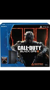Ps4 black ops 3 bundle with 3 more games.