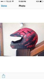 Bell full face helmet