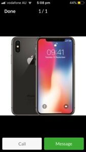 Wanted: Wanting to buy iPhone X