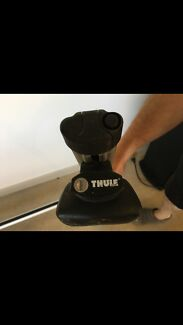 Thule Roof Rack  Seaton Charles Sturt Area Preview