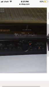 Sony stereo receiver 500 Watts