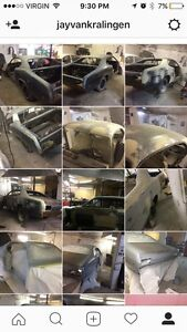 Restorations customizations and bodywork