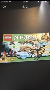 Lego Ninjago 70503