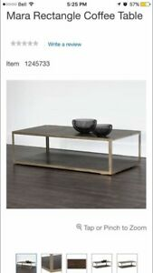 BRAND NEW!!!!!! Coffee table