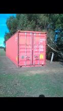 Shipping container Camperdown Corangamite Area Preview