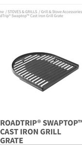 Coleman road trip grill grate