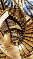 Stairs renovation-416-457-4624