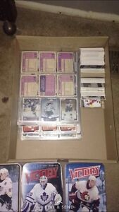 Huge Hockey Card Collection