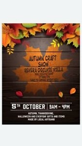 Autumn Craft Show