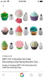 Looking for cake decorating tools
