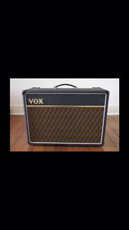 VOX AC15C1 Custom 15W Tube/Valve Guitar Combo Amp Randwick Eastern Suburbs Preview