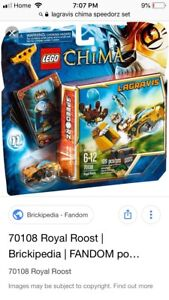 I am looking for this LEGO of chima set