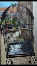 Large bird parrot cage on stand Guildford Parramatta Area Preview