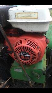 9hp Honda motor