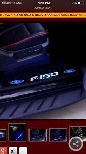 Ford F-150 LED Door sills