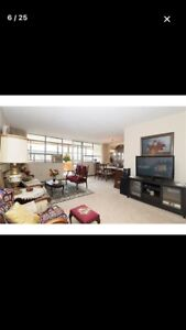 Unit For Sale in well maintained co-op building