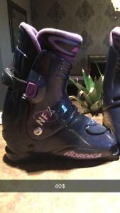 Bottes de ski pour femme Nordica