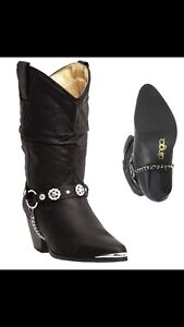 Wanted- Women's Cowboy boots size 5-6.5