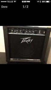 Peavey Rage 158 Guitar Practice Amp 15 Watts
