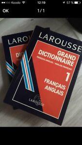 Dictionnaire français/anglais