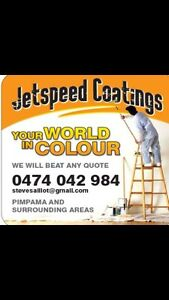 Jetspeed Coatings (professional painters) Upper Coomera Gold Coast North Preview