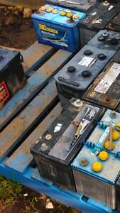 12V SCRAP BATTERIES REMOVAL BUYING LARGE AMOUNTS OF SCRAP BATTERIES Bankstown Bankstown Area Preview
