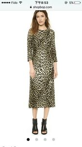 NWT $891 Rag & Bone silk dress (Tory Burch Kate Spade)