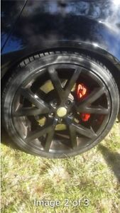 Wanted Ve Gts rims Weston Cessnock Area Preview