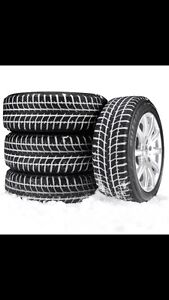 Wanted. GMC Terrain winter tires and rims