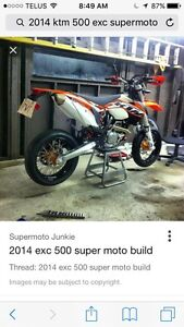 Looking for ktm 500exc