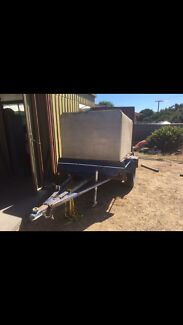 6x4 trailer with canopy