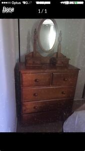 Chest of drawers tallboy tall boy duchess dressing table Maroochydore Maroochydore Area Preview