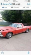 1978 Holden Other Ute Ellalong Cessnock Area Preview