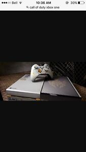 Xbox one, limited edition call of duty