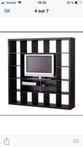 Meuble de télévision Ikea