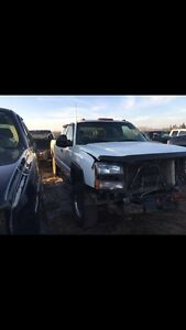 parting out 2003 duramax 4x4