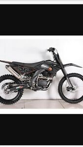 Looking for a dirt bike 230 - 250cc