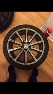 """19"""" hfp wheels and tires"""