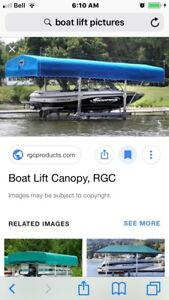 BOAT LIFT WANTED