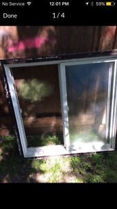 Complete frame with a nice sliding window style
