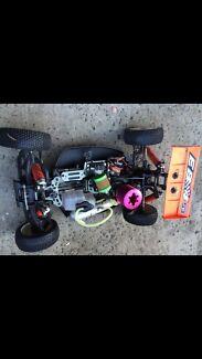 ## RC nitro buggy 1/8 ## Belmore Canterbury Area Preview