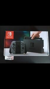 Brand new sealed, never opened  Switch  with receipt 555$