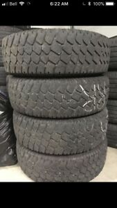 4 BF good rich winter tires