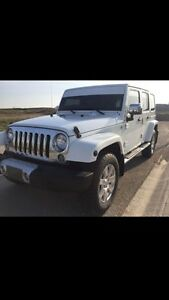 2014 Jeep Wrangler Sahara Unlimited...EXTENDED WARRANTY!