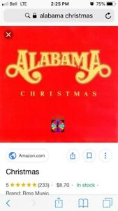 Searching for Alabama Christmas.