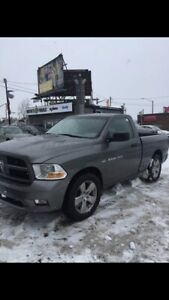 2010 Adrenalin 2011 Dodge Ram