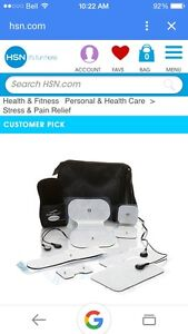 AQUAWAVE pain relief by Tony Little