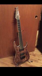Ibanez rgaix7u 7 strings