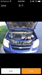 07 Chevy cobalt 5 speed need gone!